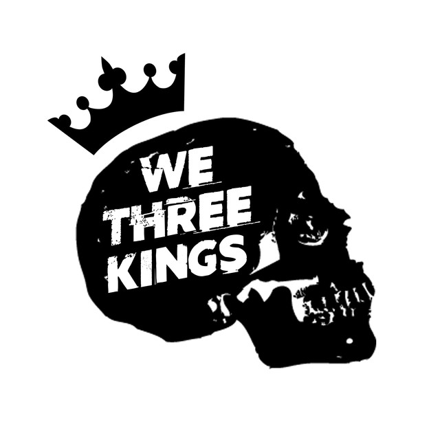 We three kings black & white clipart image free download We Three Kings on Spotify image free download