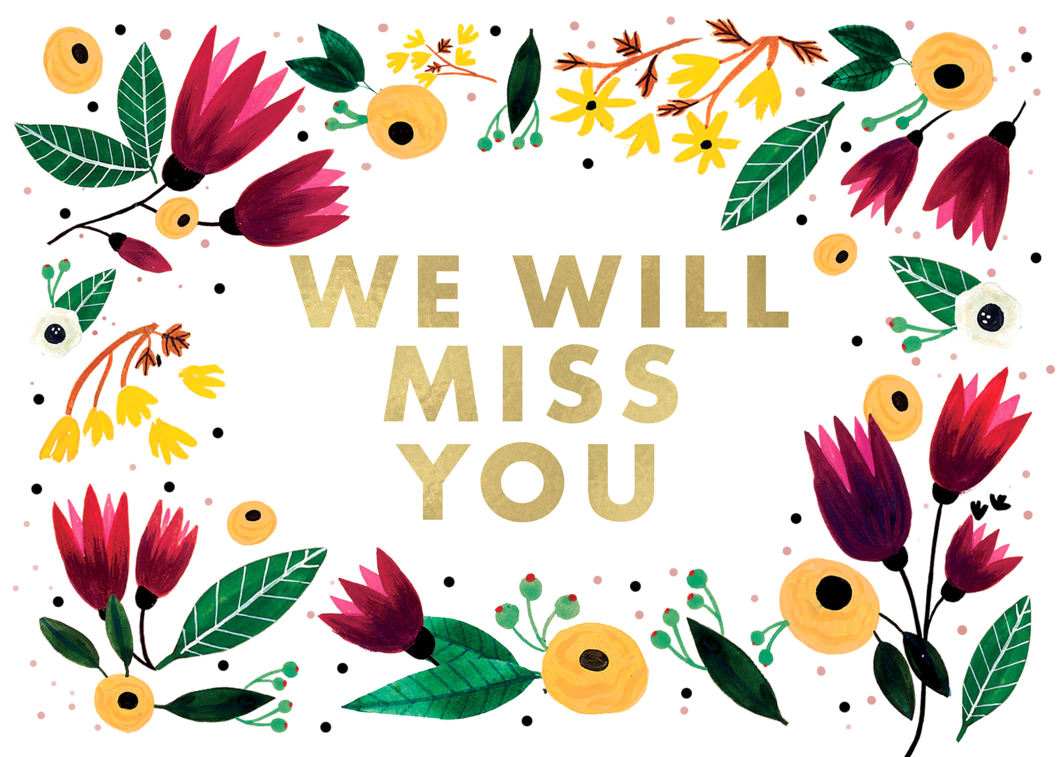 We will miss you clipart free vector black and white library We missed you clipart 6 » Clipart Station vector black and white library