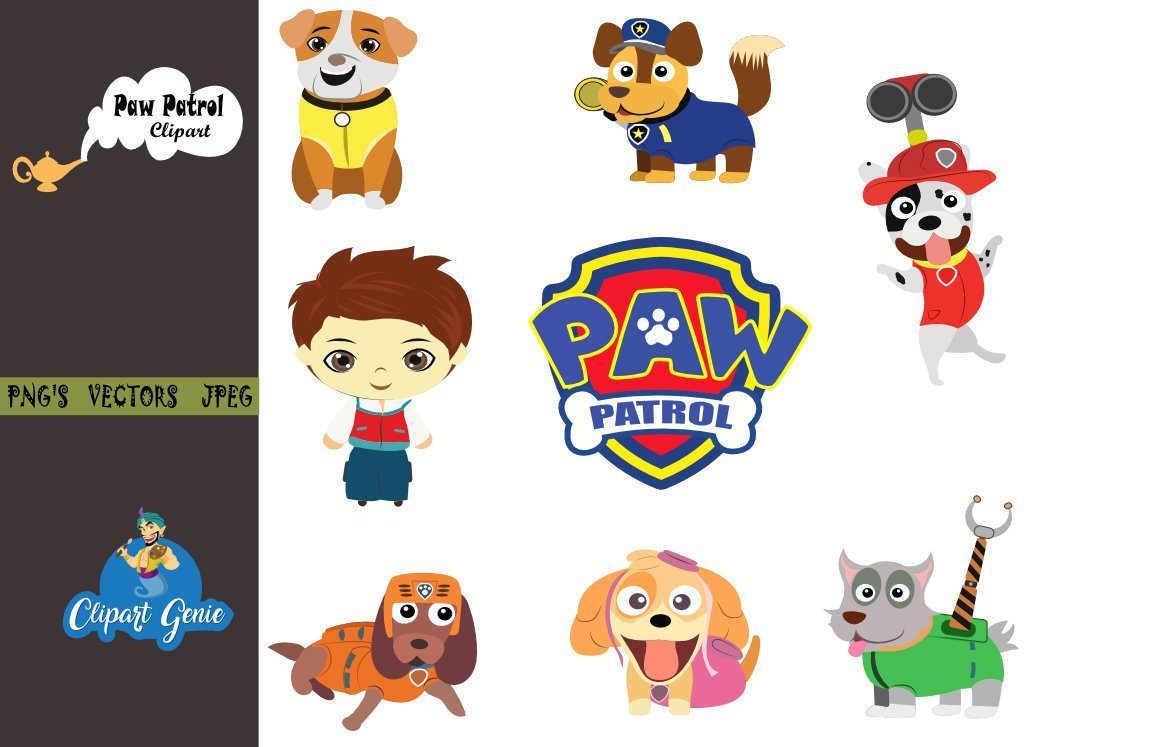 We will miss you clipart paw patrol svg royalty free stock clipartgenie on Twitter: \