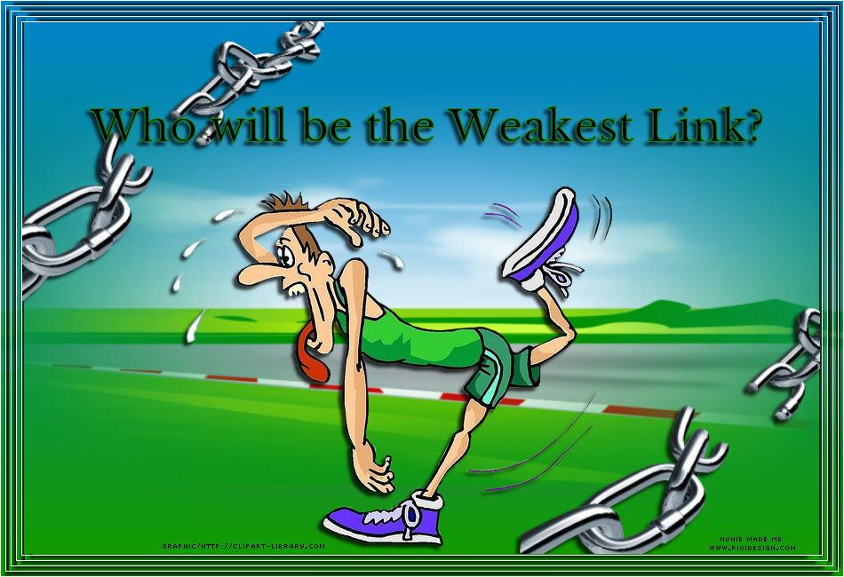 Weakest link clipart jpg download Weakest Link jpg download
