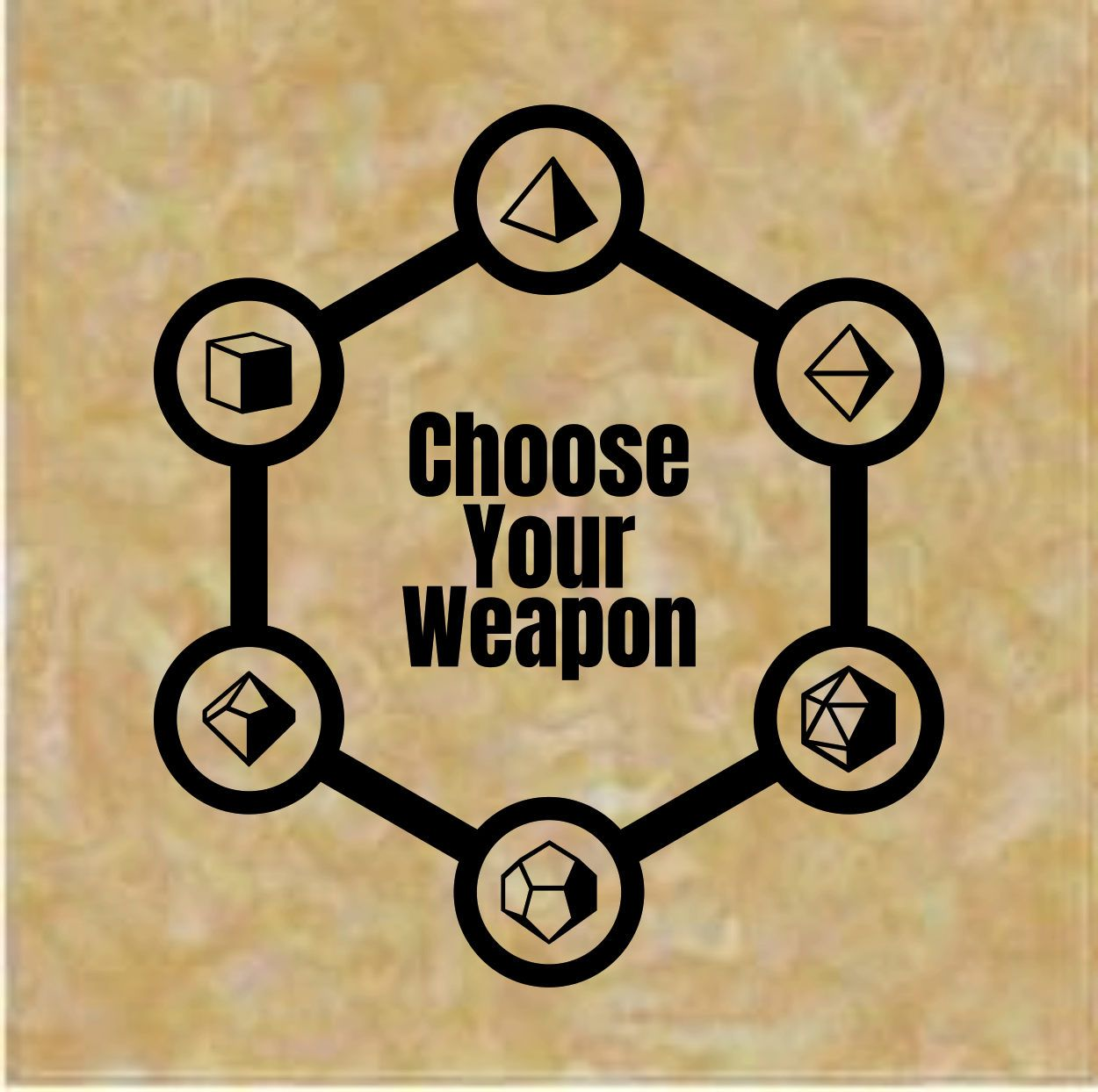 Weapon store sign clipart rpg svg transparent download Choose your weapon dungeons and dragons rpg gamer vinyl ... svg transparent download