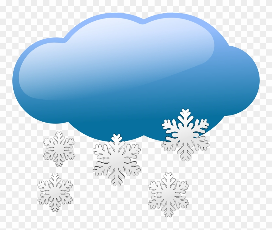 Weather alert clipart snow clip art freeuse stock Snowing - Foggy - Weather Clip Art - Png Download (#1221059 ... clip art freeuse stock