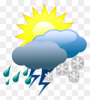 Weather cancellation clipart clip art download Bad Weather Could Cause Cancellations; How Do Students Find ... clip art download