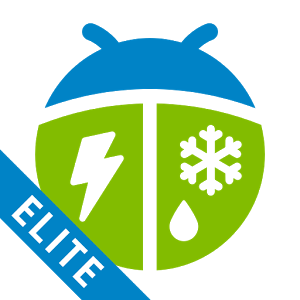Weather channel logo clipart clipart royalty free download Download Weather Elite by WeatherBug Android App | Since ... clipart royalty free download