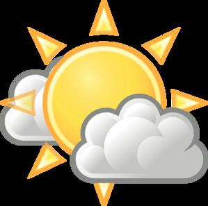 Weather clipart transparent