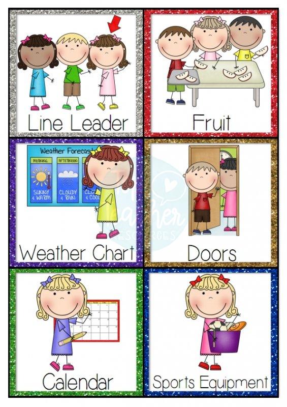 Weather helper job clipart jpg free stock Class Helper/Jobs Pictures | Top Teacher - Innovative and ... jpg free stock