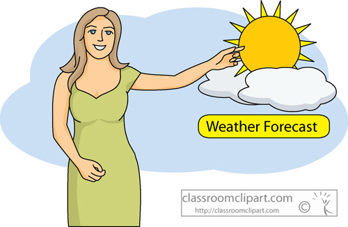Weather prediction clipart banner stock Weather forecast clipart » Clipart Station banner stock