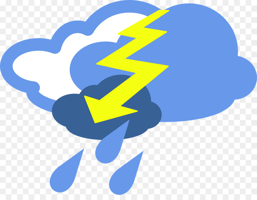 Weather storm clipart graphic library stock Rain Cloud Clipart png download - 950*720 - Free Transparent ... graphic library stock