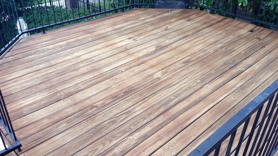 Weather treat the deck clipart jpg royalty free How Often Should You Stain Your Deck? | Angie\'s List jpg royalty free