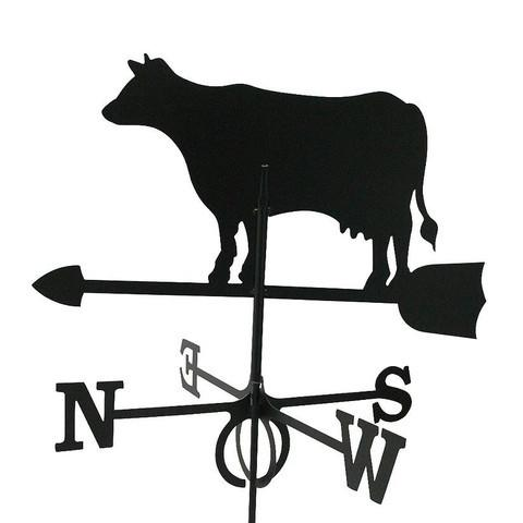 Weather vane clipart clip freeuse library Large Europa Dairy Cow weathervane clip freeuse library