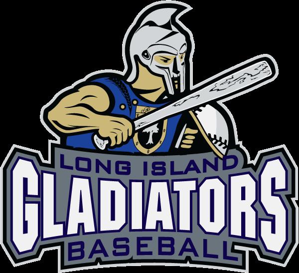 Weathered baseball clipart clip art black and white LI Gladiators Travel Baseball Organization - (Moriches, NY ... clip art black and white