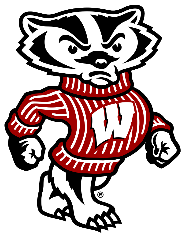 Weathered basketball clipart vector freeuse Image result for bucky the badger | stencils | Pinterest | Stenciling vector freeuse