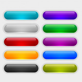 Cool buttons clipart image freeuse Buttons vectors, +24,000 free files in .AI, .EPS format image freeuse