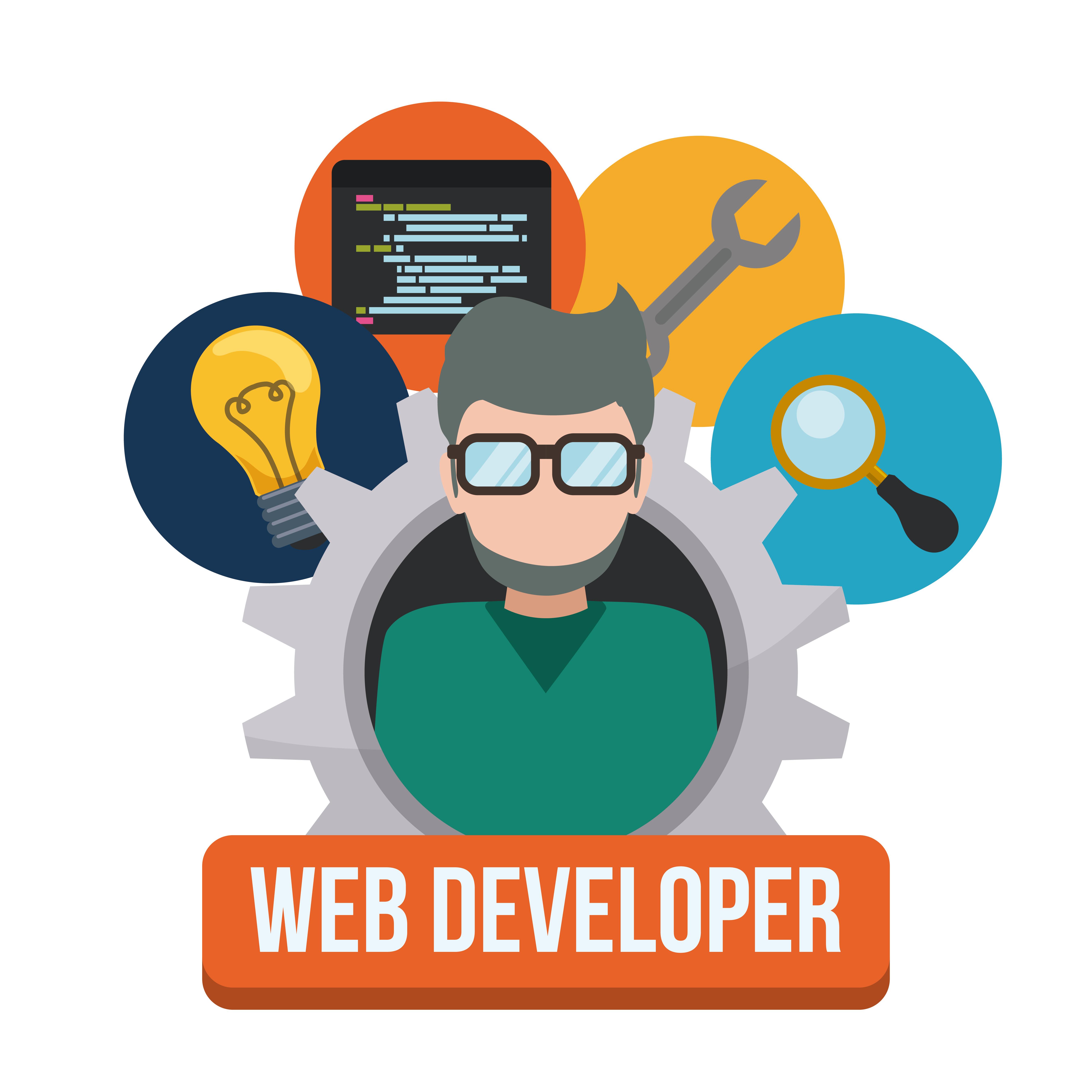 Web developer logo clipart jpg transparent stock 4 Questions You Must Ask Your Web Developer | Axis Software ... jpg transparent stock