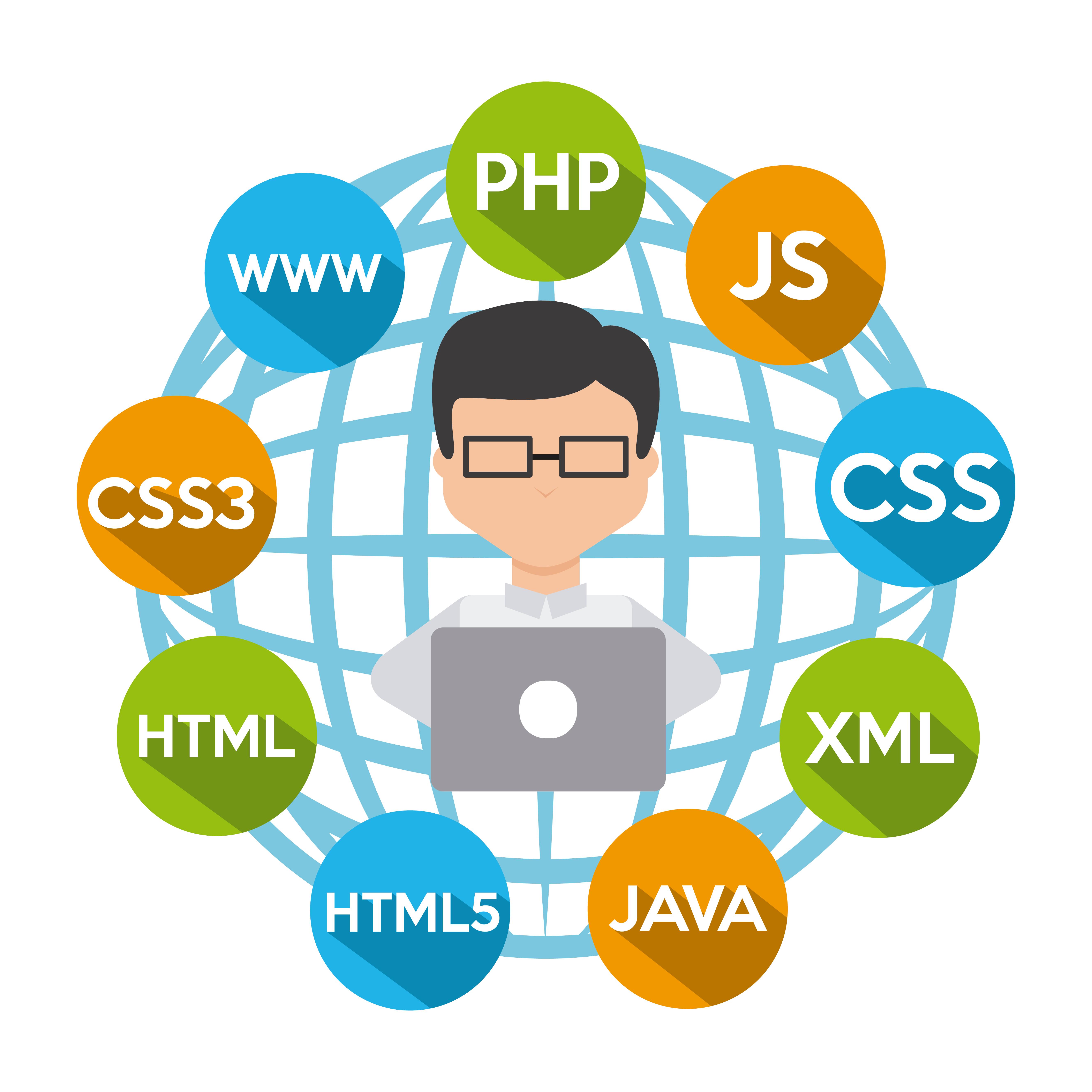 Web developer logo clipart jpg transparent stock 64+ Web Development Clipart | ClipartLook jpg transparent stock