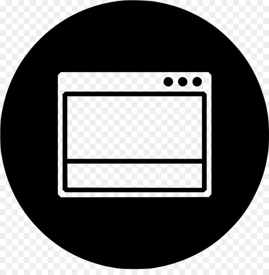 Web page layout clipart clip art black and white library Web Design Icon png download - 981*982 - Free Transparent ... clip art black and white library