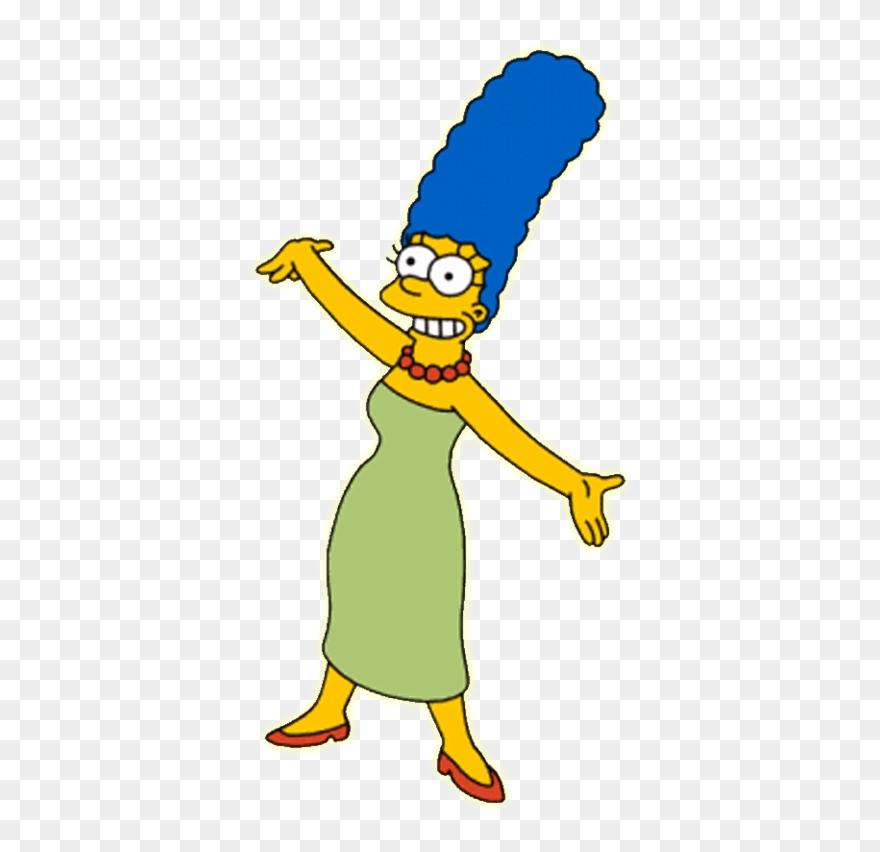 Webbed feet clipart clipart transparent library The Simpsons Clipart Marge Simpson - Marge Simpson Webbed ... clipart transparent library
