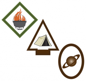 Webelos insignia clipart image black and white download Webelos Scout Adventures - MeritBadgeDotOrg image black and white download