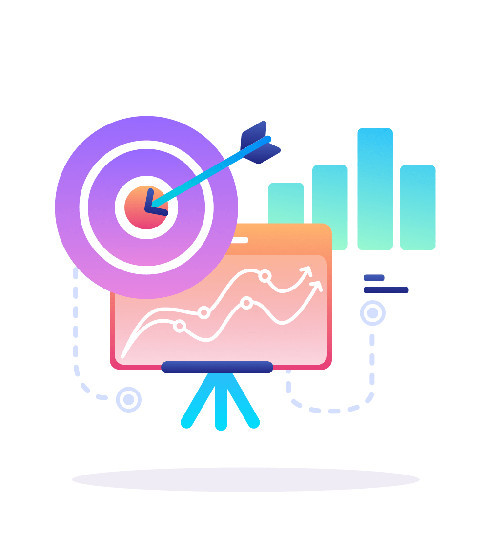 Website analytics clipart pink clip freeuse library Services: Company online presence analysis and audit - Web ... clip freeuse library