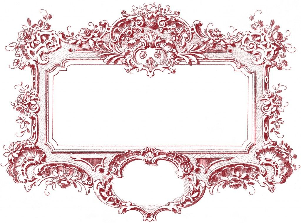 Website frame clipart graphic library stock 24 Frame Clipart - Fancy and Ornate - Updated!   Graphics ... graphic library stock