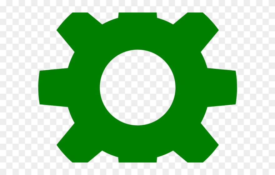 Widget clipart picture free Green Clipart Gears - Widget Icon - Png Download (#3711550 ... picture free