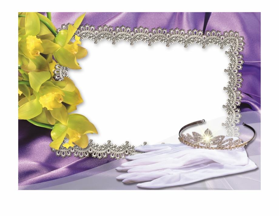 Wedding album design clipart transparent download High Resolution Backgrounds - Wedding Album Design Frame ... transparent download