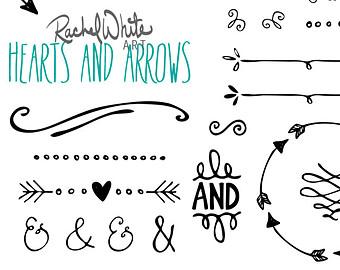 Wedding arrow clipart clip art library library Free Rustic Arrow Cliparts, Download Free Clip Art, Free ... clip art library library