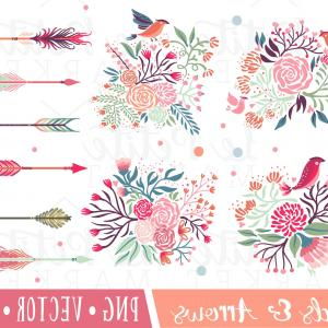 Wedding arrow clipart freeuse download Tribal Boho Wedding Clipart Set Tribal | SOIDERGI freeuse download