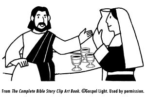 Wedding at cana clipart png freeuse Wedding at Cana- Teaching Resources   Water to Wine ... png freeuse