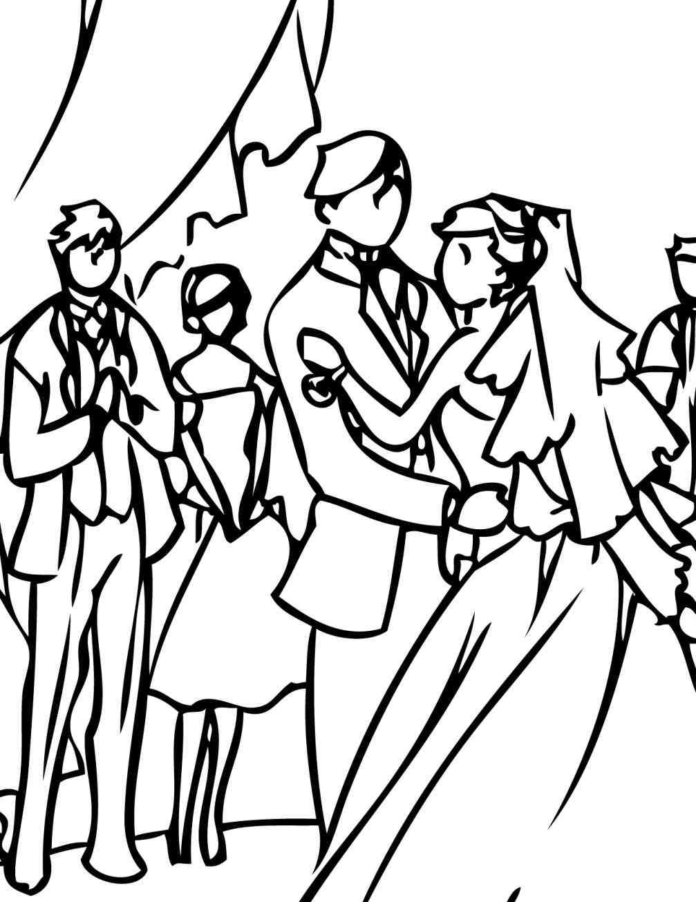 Wedding banquet clipart clip transparent stock Reception Clipart | Free download best Reception Clipart on ... clip transparent stock