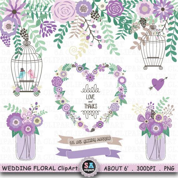 Wedding birdcage love clipart clipart royalty free stock Wedding Clipart \