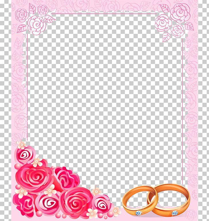 Wedding border frames clipart clipart transparent library Wedding Invitation Frame PNG, Clipart, Border Frame ... clipart transparent library