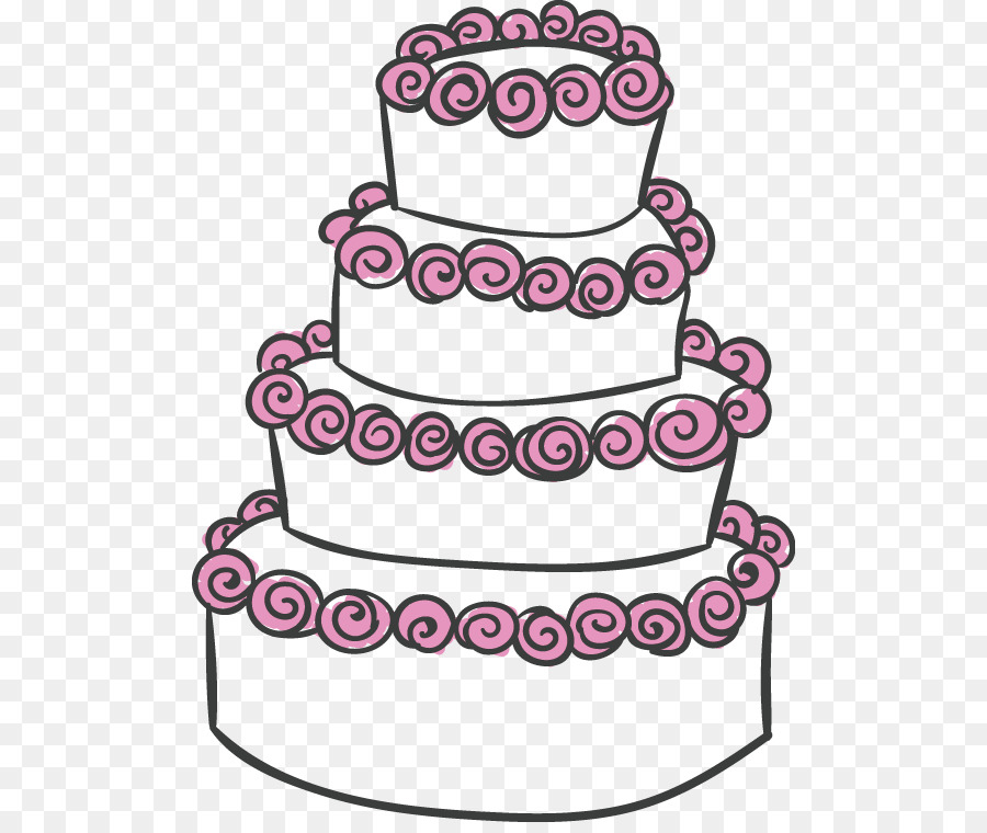 Wedding cake clipart png picture transparent library Chinese Wedding png download - 550*750 - Free Transparent ... picture transparent library
