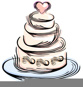 Wedding cakes clipart jpg library Clipart Icon Wedding Cake | Free Images at Clker.com ... jpg library