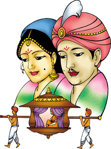 Wedding card clipart color jpg royalty free Free Color Wedding Cliparts, Download Free Clip Art, Free ... jpg royalty free