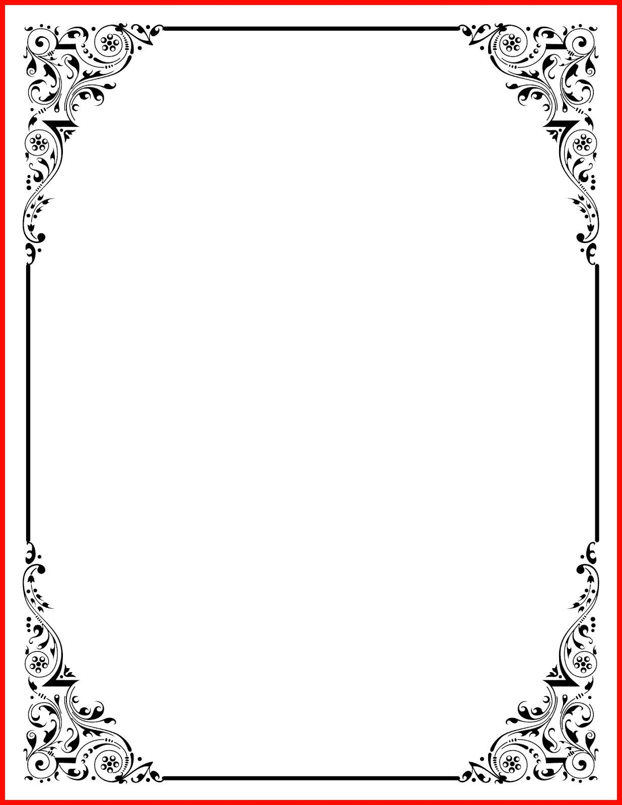 Wedding card frame clipart clipart free library Wedding Invitation Borders 221 You Can Use This Beautiful ... clipart free library