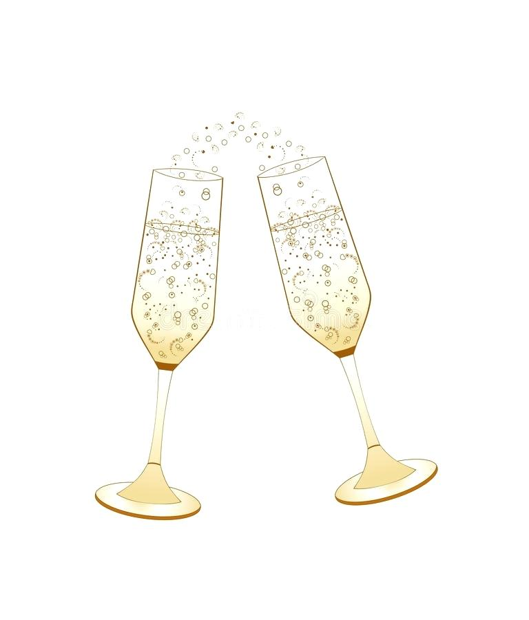 Wedding champagne glass clipart vector freeuse library champagne glass clipart – Free Interior Living Maker vector freeuse library