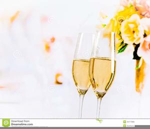 Wedding champagne glasses clipart clip art stock Wedding Champagne Flutes Clipart   Free Images at Clker.com ... clip art stock