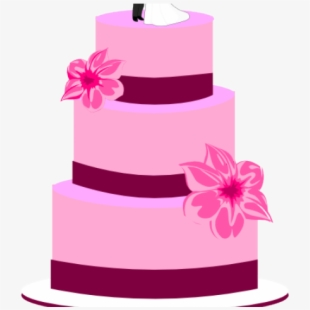 Wedding clipart cake clipart black and white library Wedding Cake Clipart Bakery Cake - Wedding Cake Logo Png ... clipart black and white library