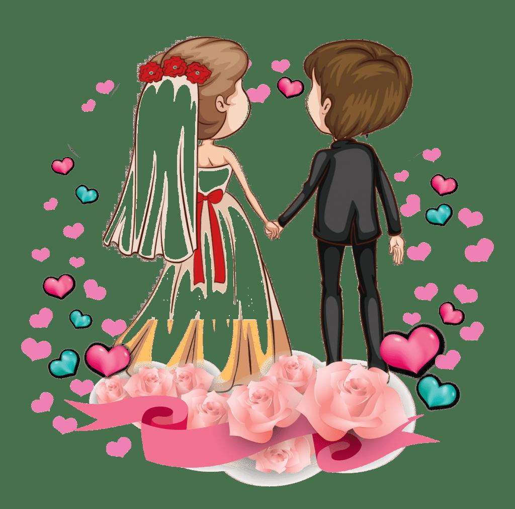 Wedding clipart couple jpg library Couple wedding clipart png 2 » Clipart Portal jpg library