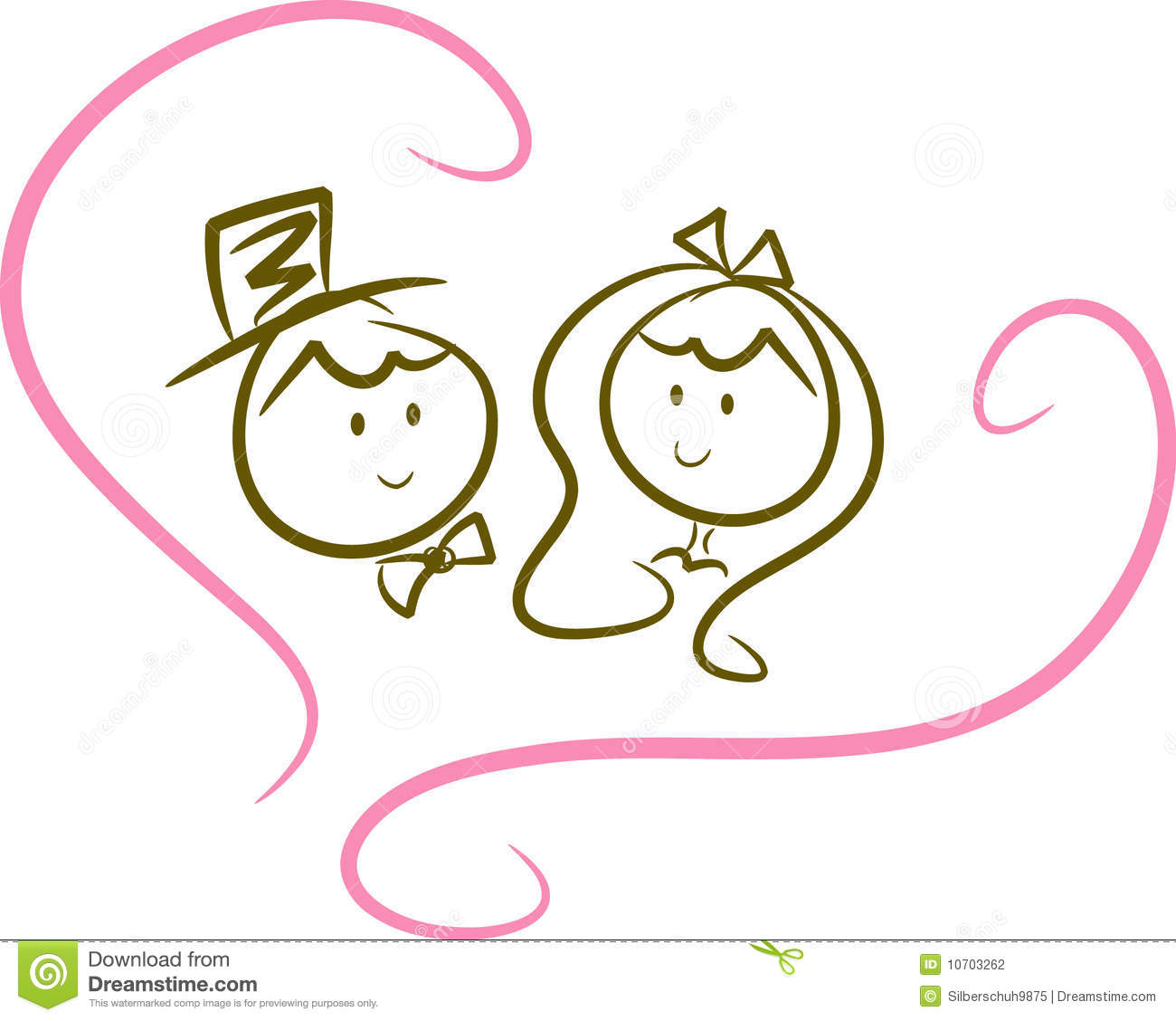 Wedding clipart cute svg royalty free library Cute wedding clipart clipart suggest - Clipartable.com svg royalty free library