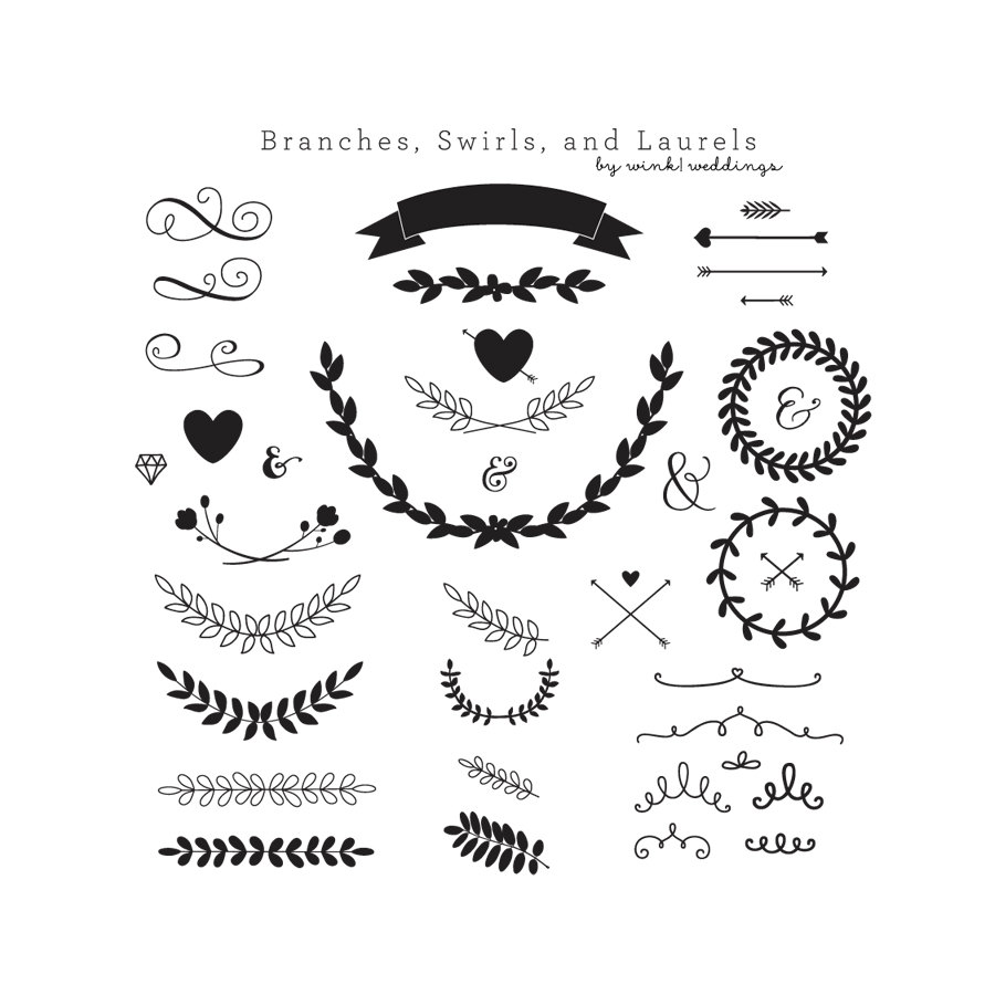 Wedding clipart for invitation picture freeuse download 16+ Wedding Invitation Clipart   ClipartLook picture freeuse download
