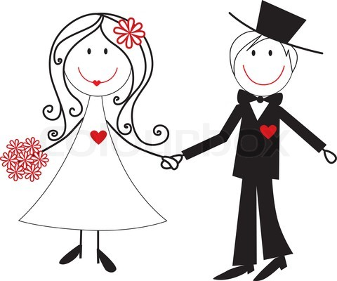 Wedding free clipart clip royalty free stock 26+ Free Clip Art Wedding | ClipartLook clip royalty free stock