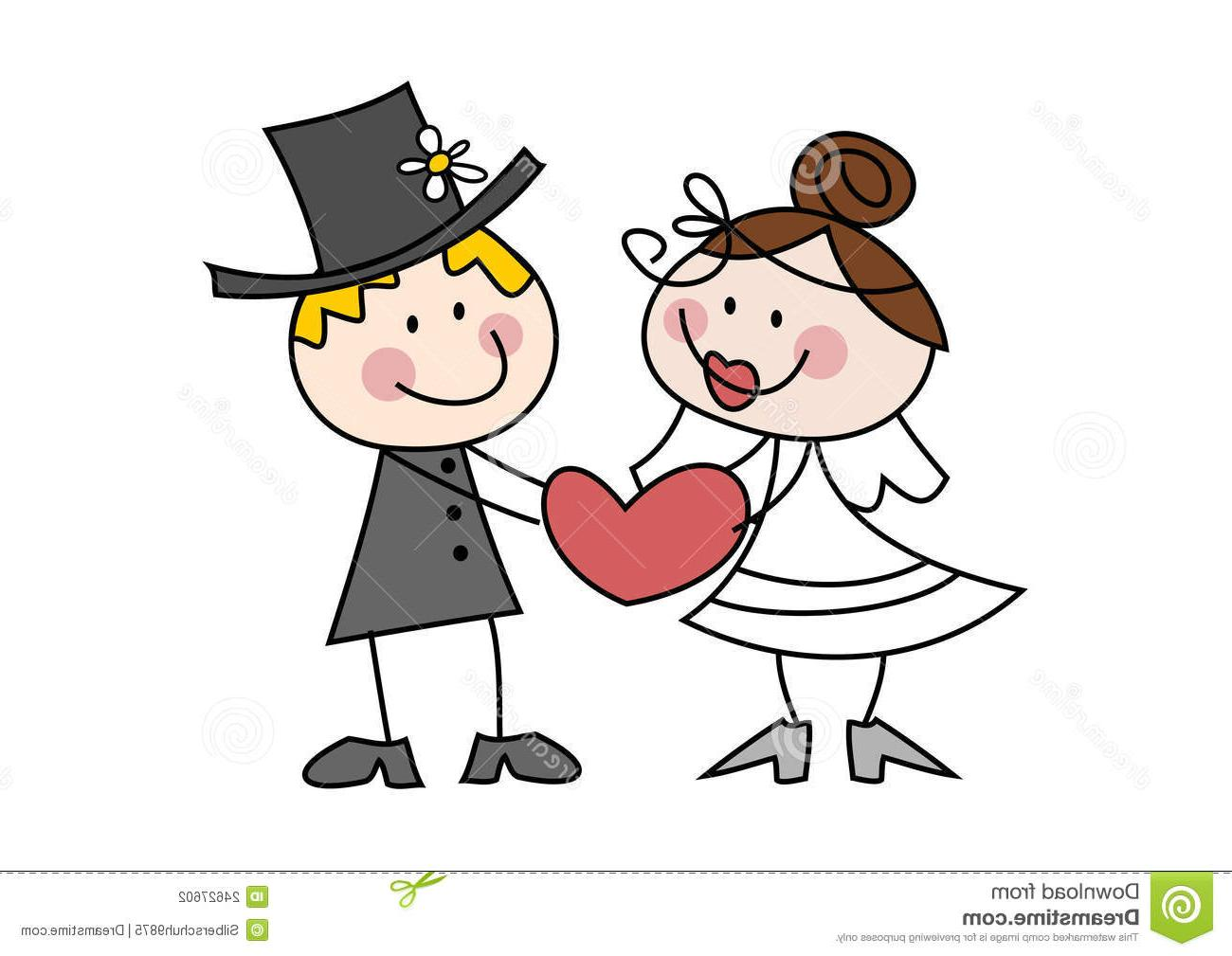 Wedding clipart funny png transparent stock Best HD Bride And Groom Funny Clip Art File Free » Free ... png transparent stock