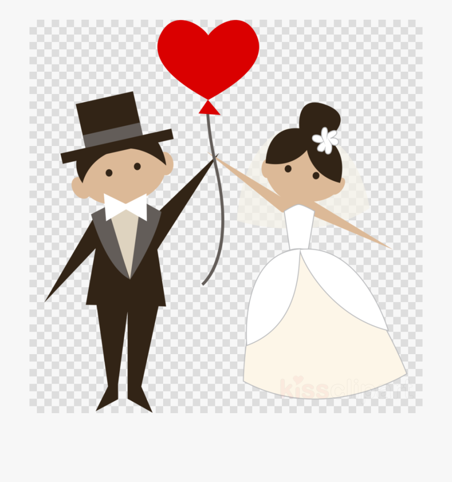 Free cartoon bride and groom clipart picture free stock Bride And Groom Png Clipart Bridegroom Clip Art - Wedding ... picture free stock
