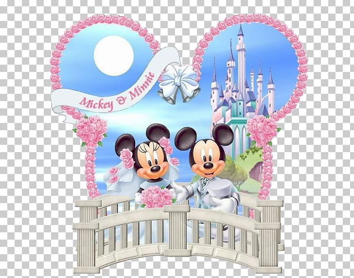 Wedding clipart minnie and mickey free vector freeuse download Minnie Mouse Mickey Mouse Wedding Cake PNG, Clipart, Balloon ... vector freeuse download
