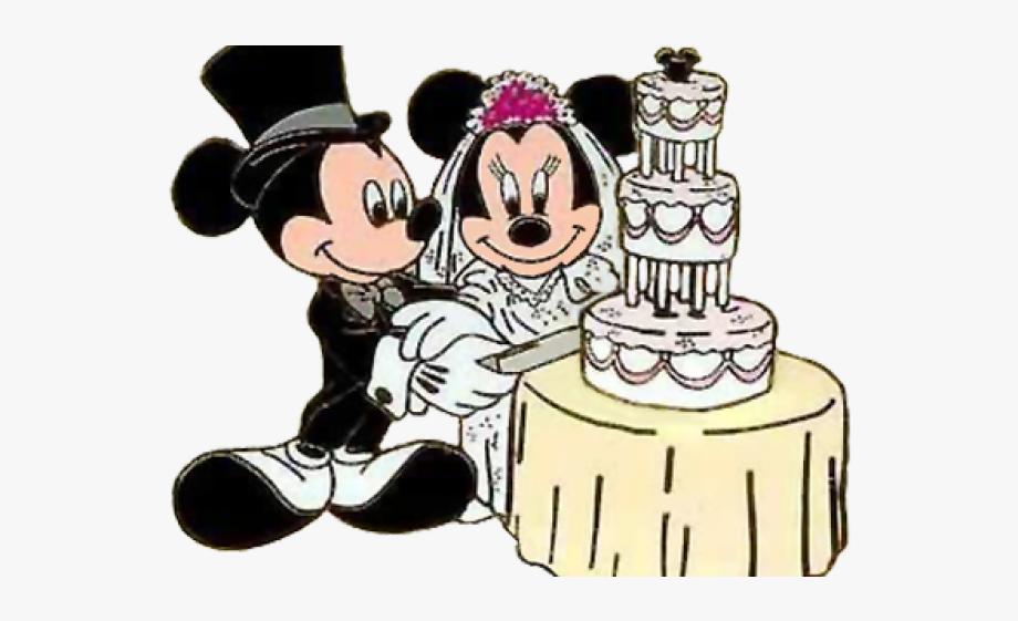 Wedding clipart minnie and mickey free jpg transparent Wedding Mickey Minnie Clipart #2188342 - Free Cliparts on ... jpg transparent