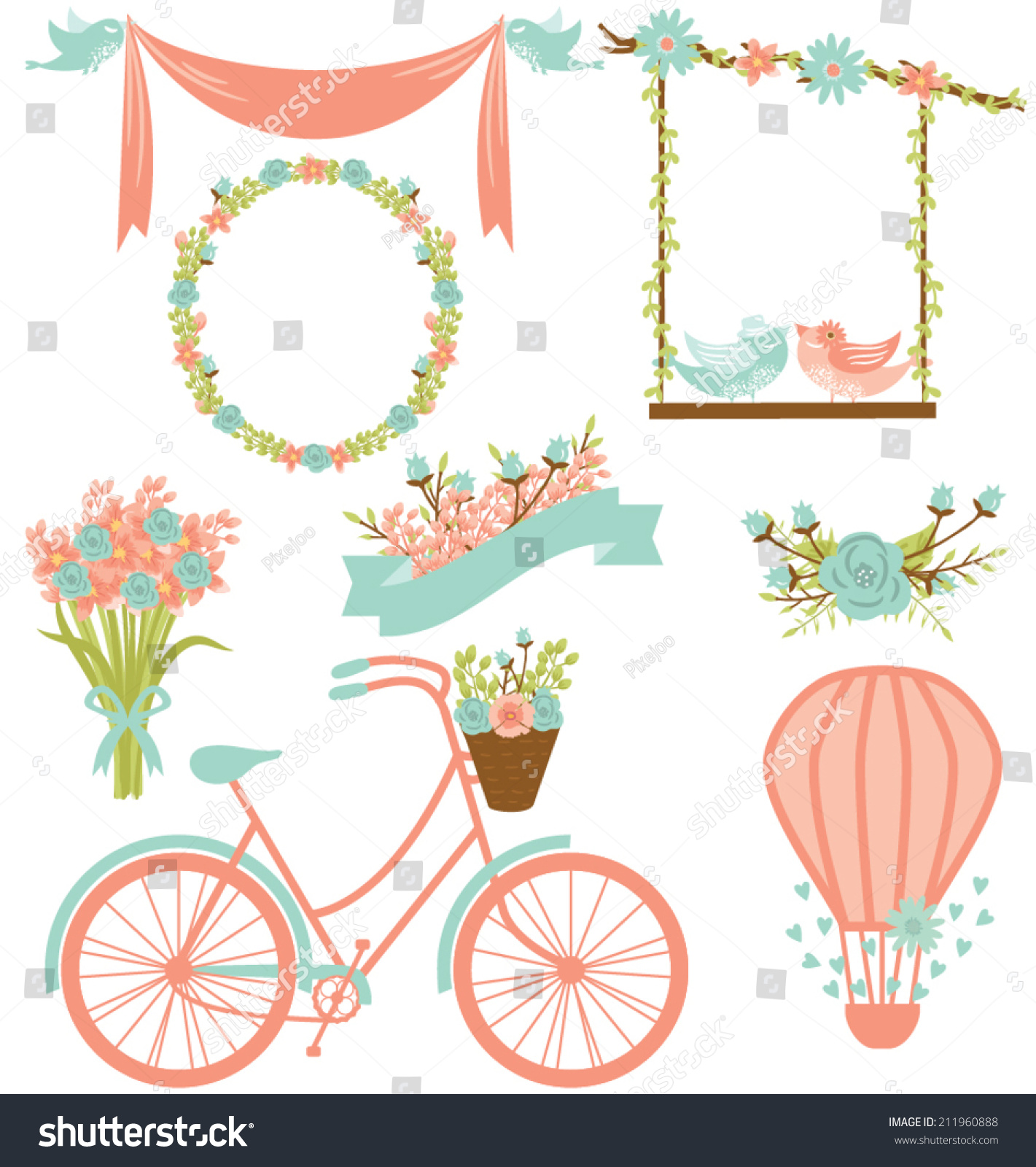 Wedding clipart vector images graphic transparent library Wedding Clipart Vector & Clip Art Images #1827 ... graphic transparent library
