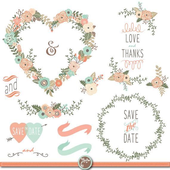 Wedding clipart vintage jpg royalty free 5+ Vintage Wedding Clipart | ClipartLook jpg royalty free
