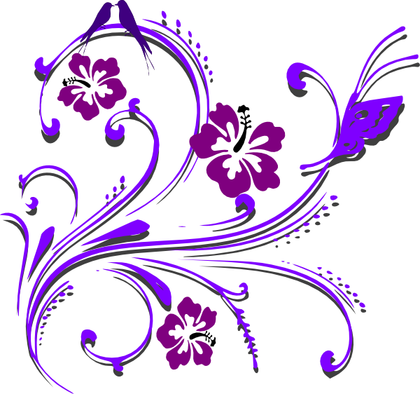 Wedding clipart violet clip art free stock Purple Butterfly Wedding Clipart | FLOWERS | Butterfly clip ... clip art free stock